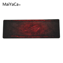 Rug anti-slip mouse diy design republic asus rog gamer pc large gaming laptop mouse pad black paint rubber mouse