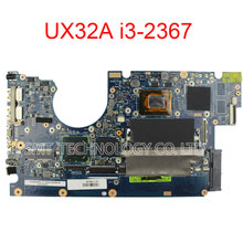 UX32A UX32VD motherboard for Asus ZenBook  processor i3-2365cpu 2G Integrated HD Graphics 3000 tested 100%
