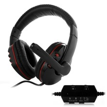 USB gaming headset for PS3/PS4/PC RCA gaming headset for TV backgroud music with chat function for gaming Stereo Sound Headphone