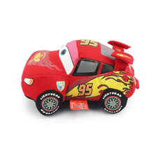 1pc 16cm Movie Cars Pixar Plush Toys Cars Model Stuffed plush car toys Reborn Baby Favorite Car Toy