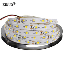 ZINUO 5M LED Strip Light RGB 2835 SMD 300 LED Tape Light String Ribbon Non- Waterproof RGB More Bright Than 3528 For Decorative
