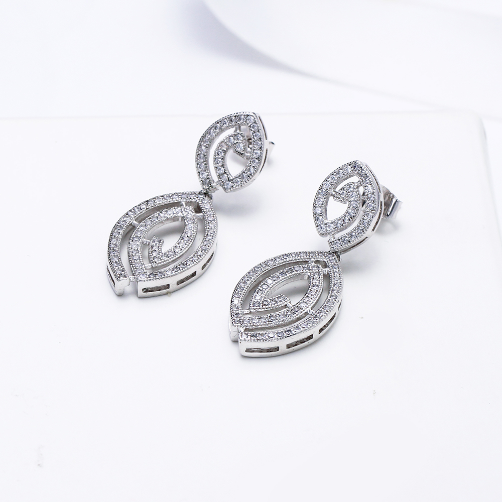 Design Drop earrings (6)