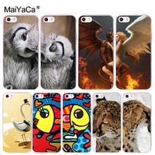 Buy MaiYaCa colorful fish lovers couple case phone case Accessories cover tpu Apple iPhone 8 7 6 6S Plus X 5 5S SE 5C 4 4S cases for $1.05 in AliExpress store