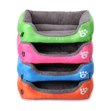 Small Pet Dog Cat Bed Tent House Kennels for Small Dog Winter Sofa Soft Puppy Chihuahua Bed Indoor House Beds Nest Cushion 30
