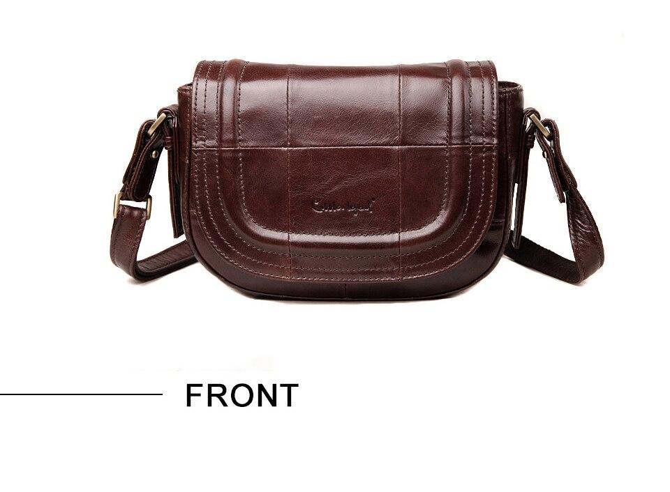 حقيبة جلد طبيعي للنساء 12