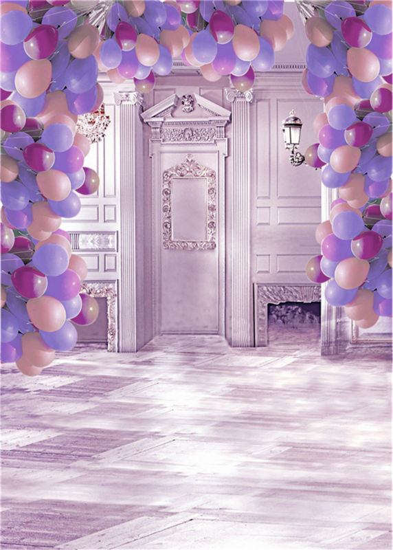 Balloons Photography Backdrops Children Vinyl 5x7ft or 3x5ft Photo Props Baby Background Photo Studio jiegq215<br><br>Aliexpress