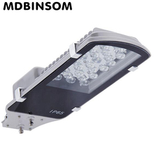 High Power LED Street Light 12w 24w 30W 40W 60W Outdoor Road Highway Lamp 110-240V Waterproof Garden Partch Lamp luminance Light