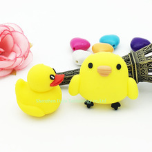 Full capacity  flash drive Plastic USB drives cartoon yellow duck pink chick pendrives 4GB/8GB/16GB/32GB Gift usb flash memory