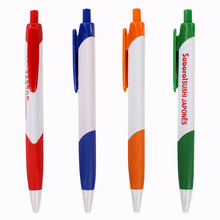 Triangle ball pen/school plastic ball pen office ball pen corporate promotional pens(China)