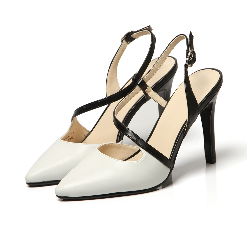 2017 New fashion hot mixed colors woman sandals wholesale star high heel pointed toe genuine leather shoes Handmade shoes pumps<br><br>Aliexpress
