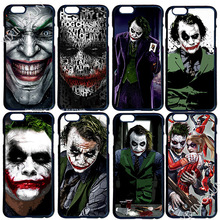 Joker In Batman Customized Case Cover for iPhone 5 5S SE 6 6S 7 8 Plus X(China)