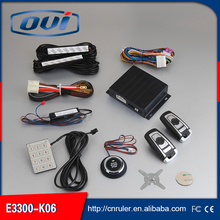 lock/unlock universal car keyless entry system /cheap and economic engine start stop system /pkr system(China)