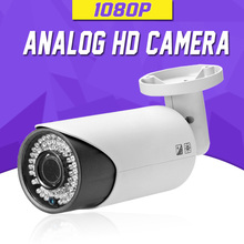 HD Camera 2MP 1080P SONY CMOS Sensor 60m Long Range Night Vision Waterproof AHD HDTVI All in One Full HD Camera Security