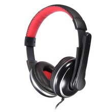 Best Price Hot Q6 Super Bass Stereo USB Game Gaming Headset with Microphone Line Controll Headphones for PC Computer Laptop