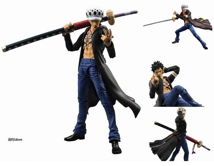 One Piece Law Figuarts Zero PVC Action Figure SHF Figuarts Toys Anime One Piece Juguetes Onepiece Japanese Anime Figures Law SHF<br><br>Aliexpress