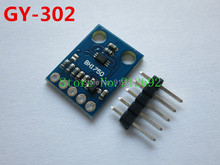 Free shipping ! 10PCS/LOT GY-302 BH1750 BH1750FVI Chip Light Intensity Light Module for arduino