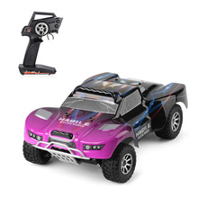 WLtoys 18401 2.4GHz 4WD 1/18 RC Car SUV 25km/h Brushed Electric RTR Off-road Buggy Remote Control RC Vehicle Car Toys