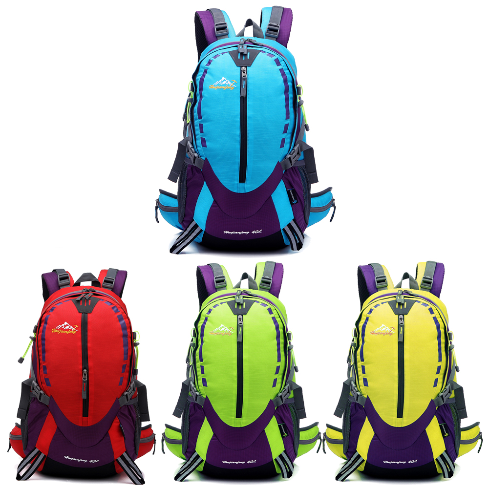 Hiking Backpacks Sports Bag 40L Outdoor Cycling Bags Mountaineering Women Men Hiking Bag Outdoors Hunting Travel Backpacks<br><br>Aliexpress