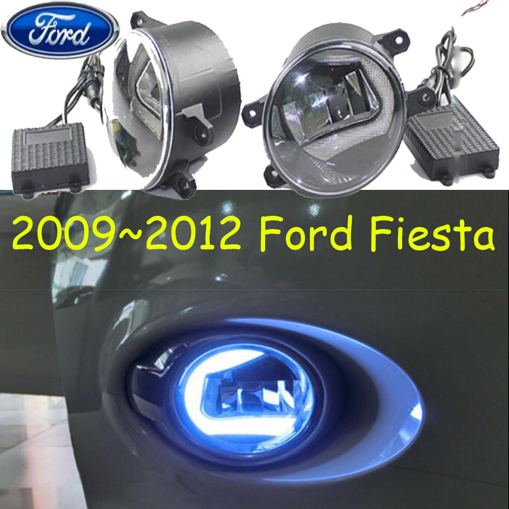 LED headlight Kit,fiest daytime light,2009 2010 2011 2012 2013 2014 2015,chrome,LED,Free ship!fiest fog light,edge<br>