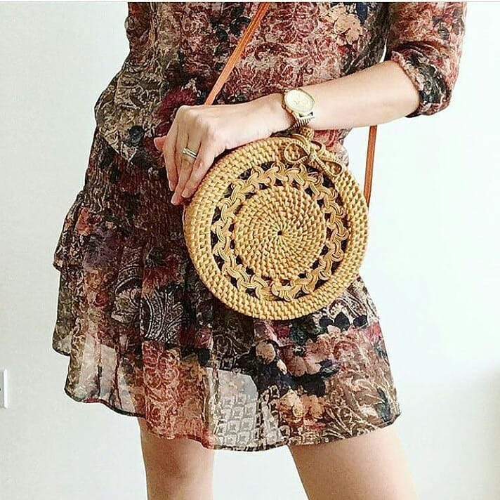 2018 Chic Style Beach Bags Popular Envelope Clutch Bag Genuine Leather Strap Handbags Women Straw Bag Rattan Crossbody<br>