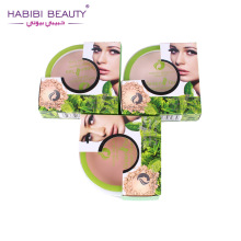 Buy Habibi beauty 3pcs/set Single Color Green Tea Aquatic Powder Cover Defect Concealer Pressed Powder Makeup Palette Cosmetics A457 for $10.31 in AliExpress store