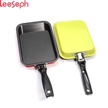 Rectangle Grill Pan 18.2*12.4cm (green ,red)(China)