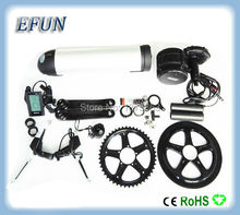 Buy Free 8Fun/Bafang BBS02 48V 500W mid drive motor kits 48V 13Ah bottle tube battery fat tire bike for $943.20 in AliExpress store