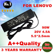 Wholesale laptop adapter AC Charger power  for Lenovo IDEAPAD  B560 B570 B580 B940 E46A G455 G460 G460A G465 20 V 4.5A  5.5*2.5
