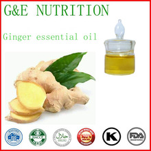 Ginger oil massage beauty care skin care body aroma pure essential oil