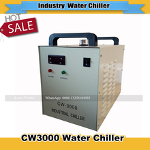 CW3000 Water Chiller  Industry Chiller for CO2 Laser Engraving Cutting Machine Cooling 50W 60W 80W Laser Tube