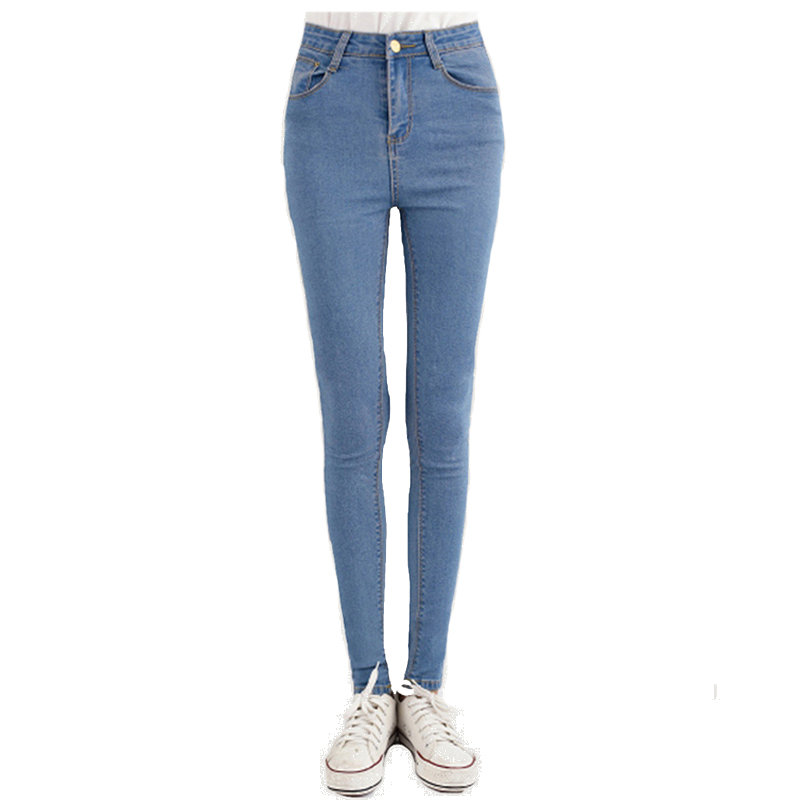 Womans new fashion brand women skinny pencil jeans denim elastic pants washing color good quality woman casual jean pantsОдежда и ак�е��уары<br><br><br>Aliexpress