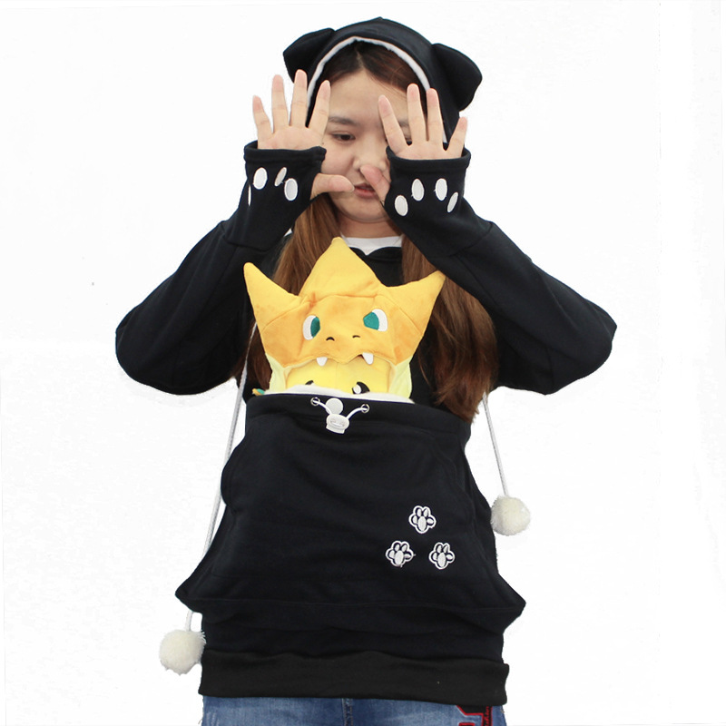 Lover Cats  Hoodie 5