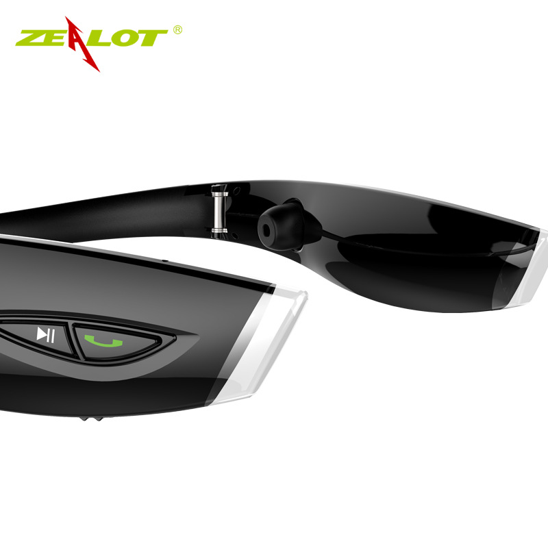 Orignal Zealot H1 Stereo Sport Bluetooth 4.0 Headset Auriculares Wireless Headphones Handfree Luminous headset For huawei xiaomi<br>