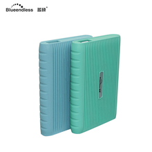 external hard drive 1tb with hdd enclosure anti-scratch silicone carry case external memory extended for desktop/laptop /tablet(China)