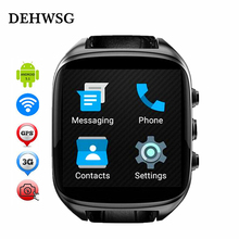 DEHWSG 2017 X01S Android 5.1 OS Smart Watch phone MTK6580 Resolution 320*320 Support Single SIM Card Micro Card GPS WIFI PK KW88