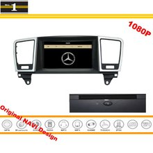 For Mercedes Benz M-Class W166 2011~2015 - Car GPS Navigation Stereo Radio DVD Player HD Screen Original Design System(China)