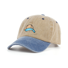 2017 factory sells directly top selling unisex cotton baseball cap hat embroidery dad hats outdoor sports caps wholesale(China)