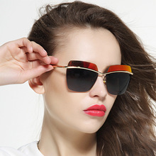 New female polarizers sunglasses fashion sunglasses sunglasses-polarized glasses brand factory direct