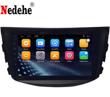 Nedehe Android 6.0.1 Quad core 8 inch IPS screen for Toyota RAV4 2006-2012 car radio car dvd gps navigation car stereo wifi(China)