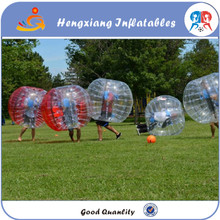 6PCS +1Blower,Good Quality TPU 1.5M Bubble Soccer Suit, Inflatable Zorb Ball For Sale, Bumper Ball For Rental Business