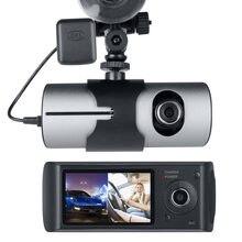 Видеорегистратор dvr-r300 2 камеры gps g sensor оптом как работает датчик движения в видеорегистраторе видео