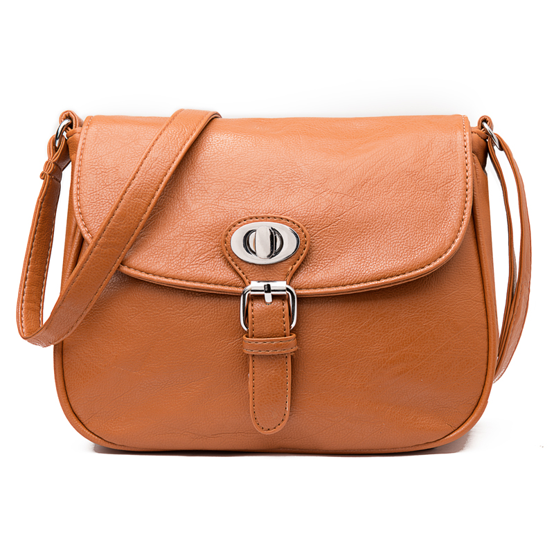 cross body bags bolsas femininas 2014 new women messenger bags bolsos mujer ladies handbags vintage bag crossbody pu mailman bag<br><br>Aliexpress