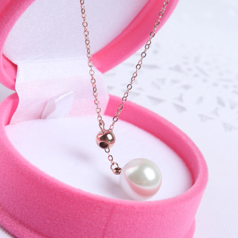 SINYA Trendy Multifunctional Pendant 8-8.5mm Pearl Pendant 18k Yellow Gold Chain& Akoya Pearl Pendant Necklace For Women Gift (20)