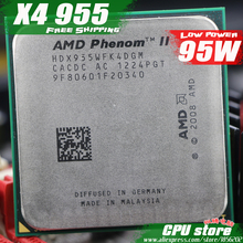 AMD Phenom II  X4 955 CPU Processor Quad-Core (3.2Ghz/ 6M /95W )Socket AM3 AM2+ 938 pin(working 100% Free Shipping)sell 945 960T