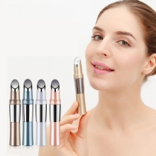 Electric Charging Eye Massager Pen Wand Anti-ageing Wrinkle Massage Device High-frequency Vibrating Ionic Face Massager Machine