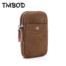 New 2017 Classic Men Camouflage Waist Bags Casual Cell Phone Bags Travel Canvas bag For Male Small Military Bag Bolsas an626