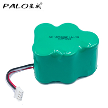 6.0v 2500mAh Safe Environmental Recyclable Efficient Durable Sweeper Robot Battery for CEN530 CEN630 TBD71 ECOVACS-LP43SC 330P5