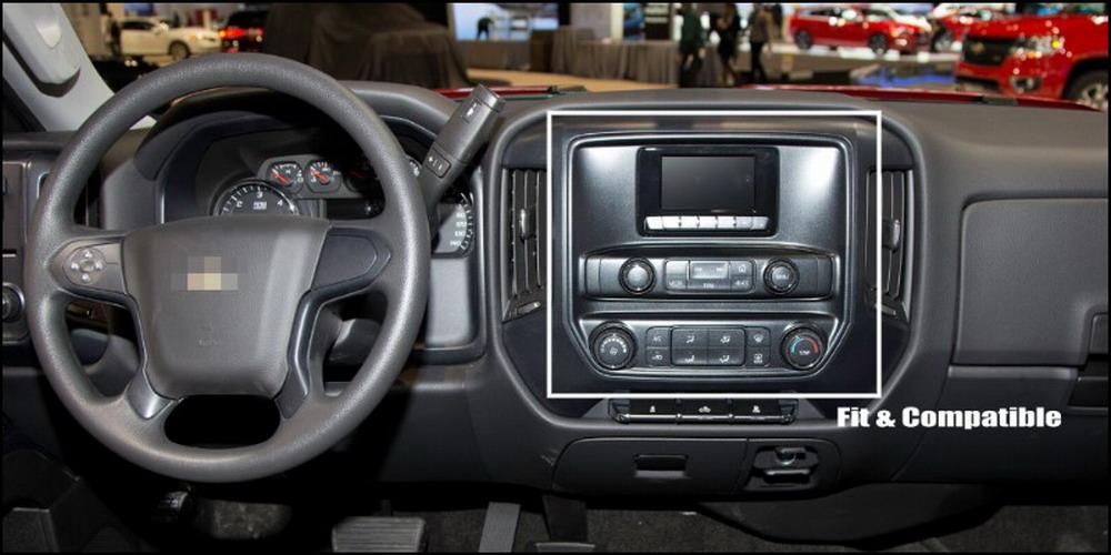 Chevrolet-Silverado-Dashboard-Interior-GPS