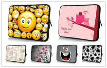 "AIYINGE aptop bag Multi-size GM for 10""12""13""14""15""17""Inch Tablet Sleeve netbook neoprene protective sleeve shell"