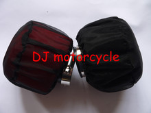 5PCS ATV Dust Proof Air Filter Cleaner Cover Wrap Coats Skin Protector  Dirt Pit Bike Modify Spare Parts Promotion